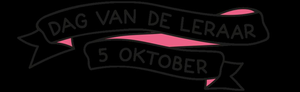 Dag van de leraar 5 oktober 2018